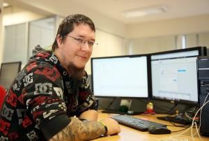 Jared - Software Developer