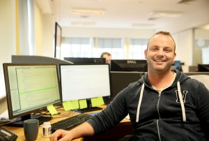 Nigel - Software Developer