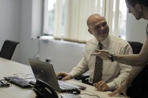 Robert - Head of Development Centre